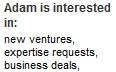 LinkedIn-Interests