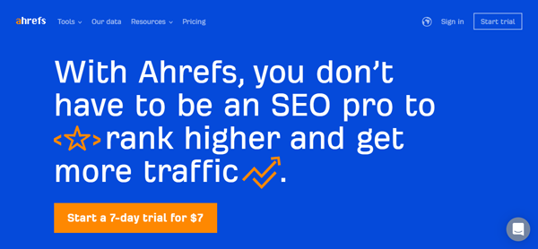 Ahrefs-Home-Page-new