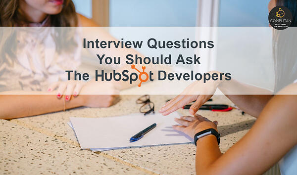 HubSpot-Developer-Interview