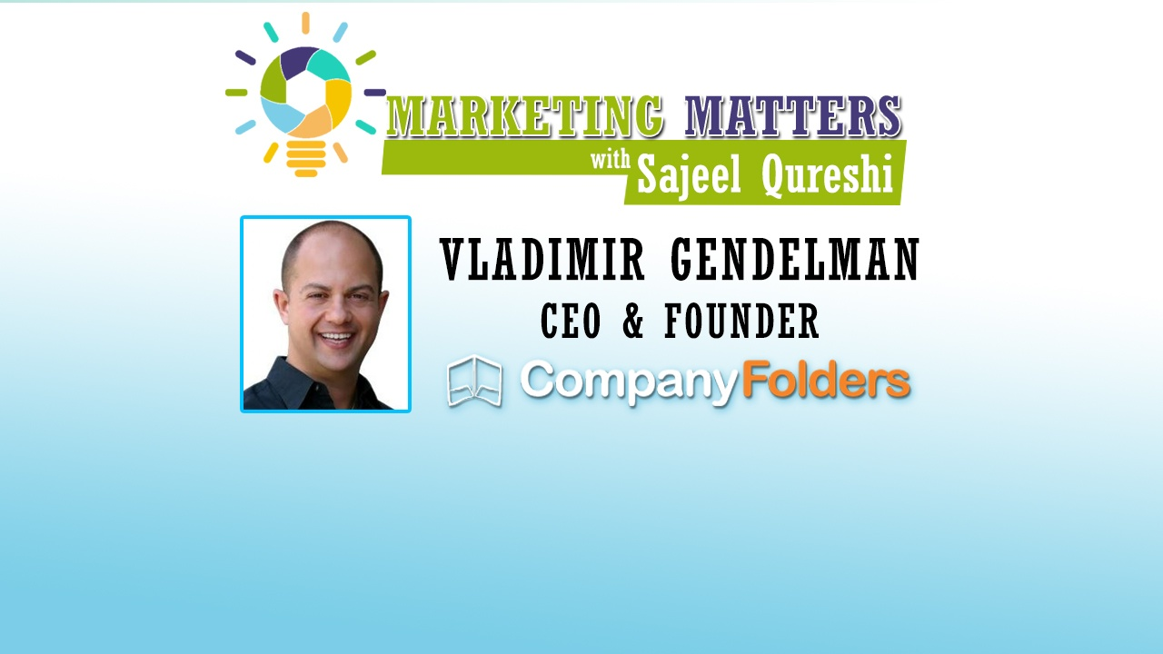 Vladimir Gendelman Marketing Matters