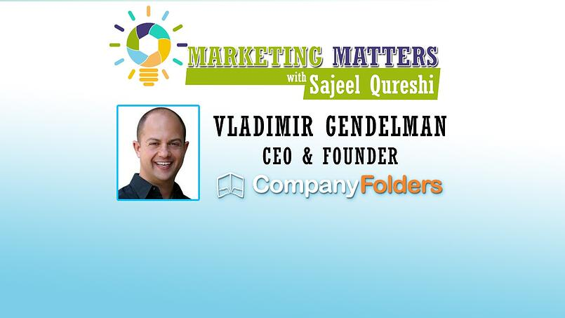 Vladimir Gendelman Marketing Matters