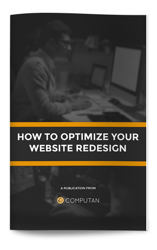 optimize your website redesign